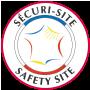 Logo label securi-site - Yzope